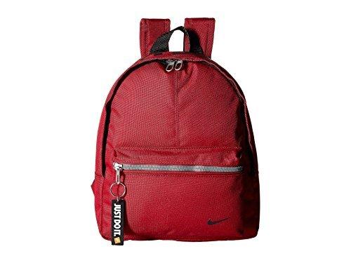 Nike NK Classic Base BKPK, mochila niño, niño, BA4606 620, Noble Red/Black/Black, talla única