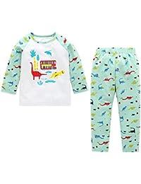 Amazon.fr   Pyjama Dinosaure - Bébé   Vêtements e6e1ff78fac