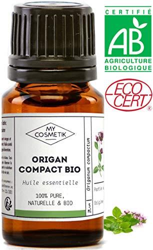 Huile essentielle d'Origan compact BIO - MyCosmetik - 10 ml