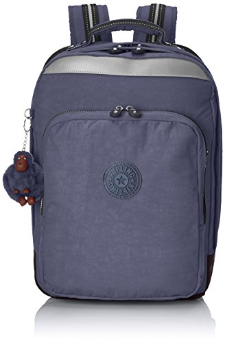 Kipling College Up, Unisex-Kinder Rucksack, Blau (True Jeans), 15x24x45 cm (W x H x L) Preisvergleich