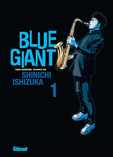 Blue Giant - Tenor saxophone | Miyamoto Dai Edition simple Tome 1