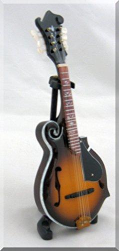 Bill Monroe Miniatur F Mandoline Sam Bush