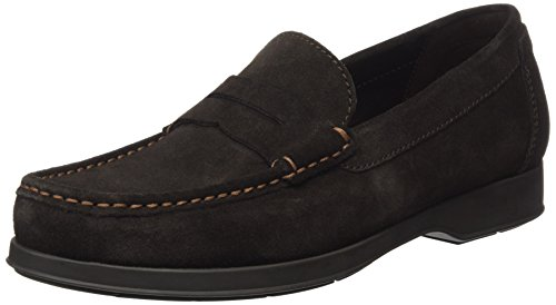 Geox Herren U Dallaghas 2 Fit A Slipper, Braun (DK COFFEEC6024), 40 EU