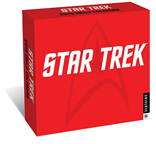 Produktbild Star Trek 2018 Calendar
