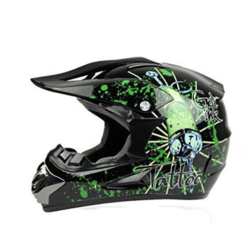 Man Motorradhelm hohe Qualität Motocross Off Road Motocross Helm Mountainbike-Rennhelm