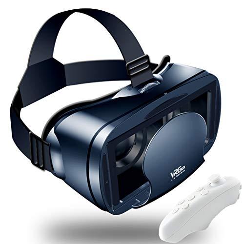 """Chenyu Vollbild 3D VR Headset,HD Virtual Reality VR World Head Mounted für 3D Filme und Spiele für 5.0-7.0"""" Android IOS iPhone"""