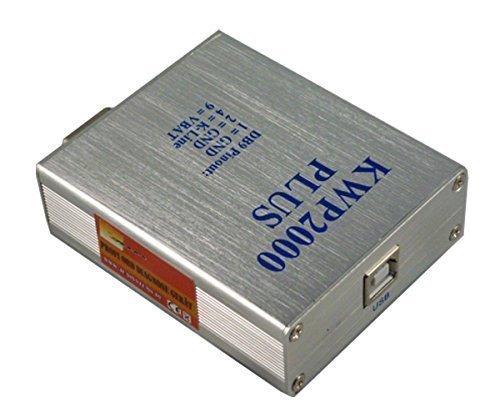 Preisvergleich Produktbild Motorsteuergerät Chip Tuning USB Flasher OBD KWP2000+ 2000
