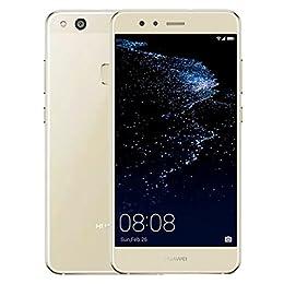 "Huawei P10 Lite 5.2"" SIM Doble 4G 3GB 32GB 3000mAh Oro - Smartphone (13,2 cm (5.2""), 3 GB, 32 GB, 12 MP, Android 7.0, Oro)"