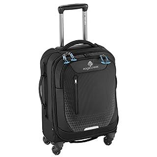Eagle Creek Vergrößerbarer Handgepäckkoffer Expanse AWD International Carry-On mit Rollen Hand Luggage, 54 cm, 36 liters, Black