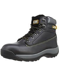 Giasco 93d61?C38?S3?York Zapatos de Seguridad, Negro - Negro, 38
