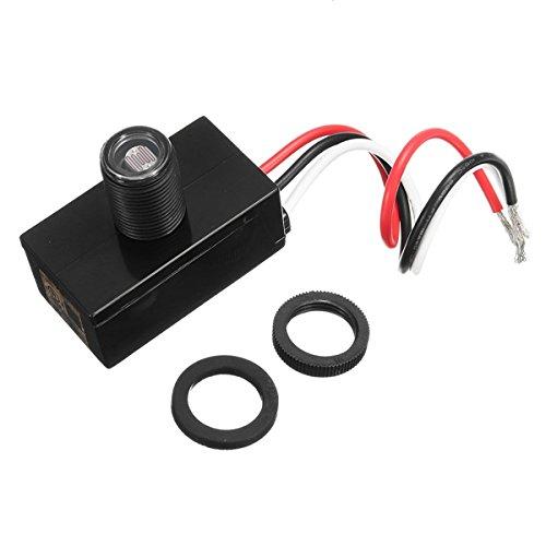 MYAMIA AC 120-277V Inteligente Inducción Fotoeléctrico Interruptor Control De Luz Interruptor Fotocélula...