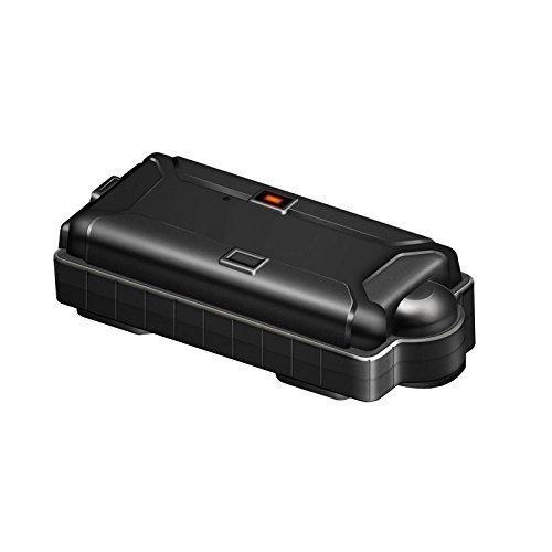 kingneed Magnetverschluss Tragbare GPS Tracker/180Arbeiten Tage/5000mAh lange Akku-Leben/IPX7Wasserdicht/Geofencing/Remote Stimme Bug/GSM Home Alarm/drop-trigger Alert/für persönlichen und Auto Fahrzeuge