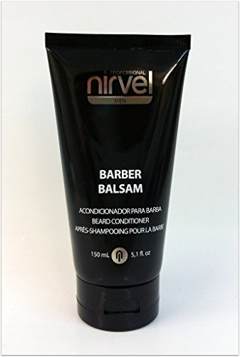 Nirvel Men Barber Balsam Acondicionador Para Barba 150 ml.