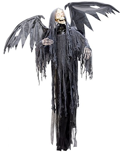 Fetzen Reaper Light & Sound 188cm für Halloween