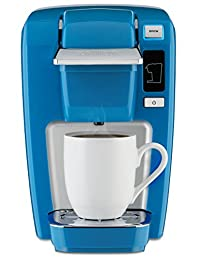 True Blue : Keurig K15 Single Serve Compact K-Cup Pod Coffee Maker, True Blue