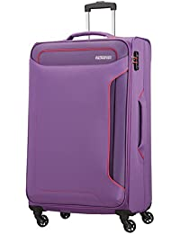 American Tourister Holiday Heat Spinner 77/28, 108 L - 3.8 KG Equipaje de mano, 80 cm, liters, Morado (Lavender Purple)
