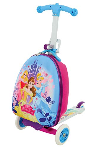 Disney Princess M14377 - Maleta para Patinete