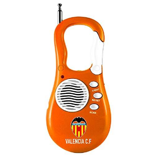 Productos Oficiales - Radio portatil mosquetón valencia cf