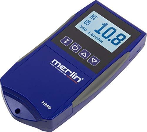 Holzfeuchte-Messgerät MERLIN HM9-WS 25 - für Zuschnitt