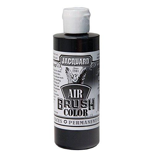 Jacquard Airbrush Color 4Oz Transparent Black by Jacquard
