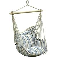 Papillon 8042835 - Hamaca sillón colgante, color natural/azul