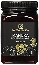 Watson & Son Manuka-Honig MGO 100+, 500 g