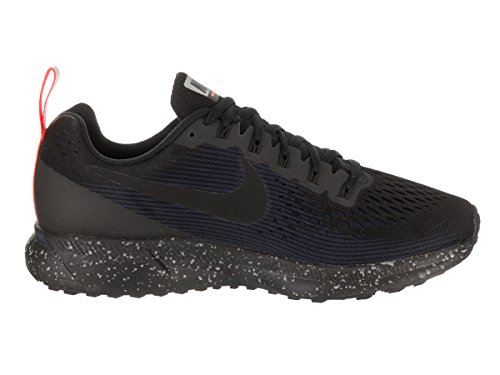 Nike – Air Zoom Pegasus 34 Shield Donna Scarpa da Corsa DARK GREY/WHITE-BLACK-PURE PLA