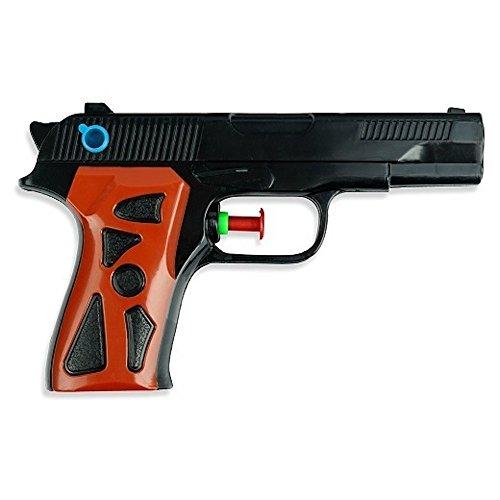 S/O® 3er Pack Wasserpistole Agent Wasserpistolen Wasser Pistole Water Gun Watergun Wassergewehr Wassergewehre Spritzpistole