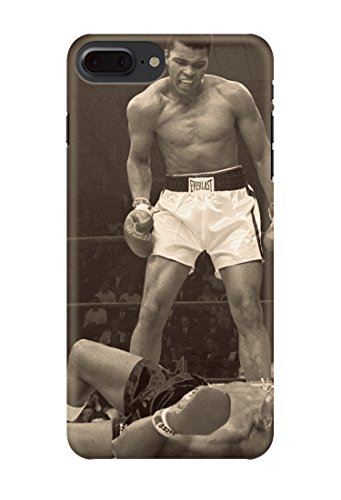MUHAMAD ALI THE GREATEST CHAMP BOXING CHAMPION 21 DESIGNS Full 3D effect Phone case cover shell for apple Iphone and Samsung-Samsung S7 edge - 13
