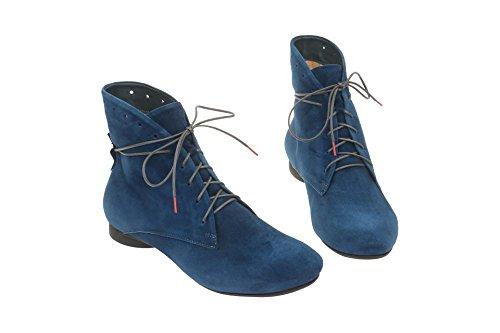 Think! Damen Guad Desert Boots Blau