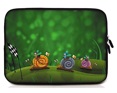 Sidorenko Designer Tablet Tasche für 10,1-10,2 Zoll aus Neopren max. Geräteabmessungen 26,5 cm x 20,5 cm