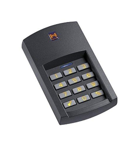 Hörmann Funk-Codetaster FCT3 BS, 868 MHz, SW-Europa, Funkfernbedienung für den Innen- und Außenbereich, zur Steuerung von bis zu 3 Torantrieben, mit beleuchteten Tasten, Art.-Nr. - Garagentor-sicherheit