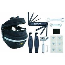 Topeak Survival Tool Wedge Pack 2 Sacoche de selle 16,5 x 10,5 x 12,3 cm Noir Medium 0,95 à 1,5 l