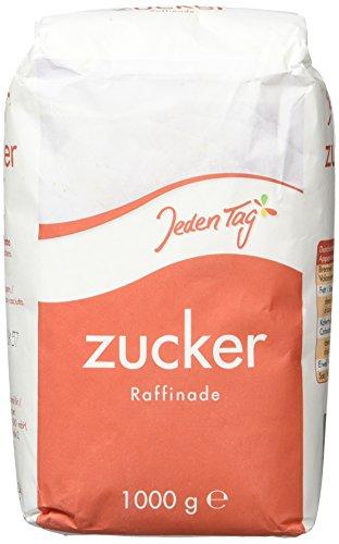 Jeden Tag Zucker Raffinade, 1 kg
