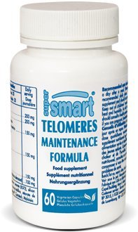 Supersmart - AntiAge - Telomeres Maintenance Formula - Contenance: 120 ml.