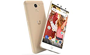 "Wileyfox Swift 2 16GB with 2GB RAM 5.0"" HD (Dual SIM 4G) SIM-Free Smartphone Android Oreo 8.1 - Gold"