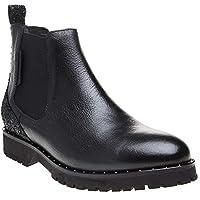 ILSE JACOBSEN Alena Chelsea Boots Black
