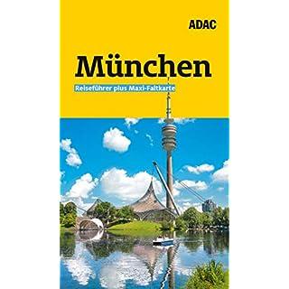 ADAC Reiseführer plus München: mit Maxi-Faltkarte zum Herausnehmen