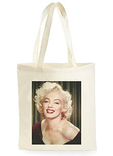 Marilyn Monroe Colourful, Einkaufstasche fürs Einkaufen, Picknick, Zuhause, Lagerung und Schule, tote bag