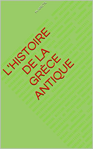 L'histoire de la grce antique
