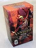 Cranio Creations- Gioco da Tavolo Annibale e Amilcare-Il Prezzo del Fallimento Espansione, Colore Rosso prevalente, CC093