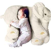 Crazy lin Soft Stuffed Elephant Plush Toys Stuffed Animal Cushion Plush Doll Toy
