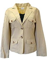 Strong trend beige jacket (094)