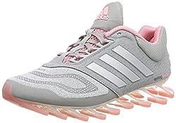 Δερμάτινα παπούτσια Running Shoes Adidas Performance Δερμάτινα παπούτσια  Springblade Drive 2.0 Γκρι (Μεσαία γκρι Heather 18356712f71