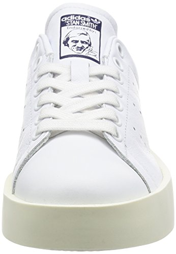Core Stan Damen Sneaker Weiß Core adidas Black Collegiate Black W Smith Bold Navy wU40g6aq