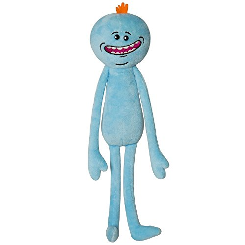 JINX Rick and Morty Happy Meeseeks Plush Stuffed Toy