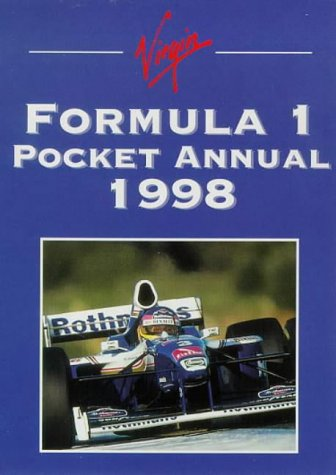 Virgin Formula 1 Grand Prix Pocket Annual 1998