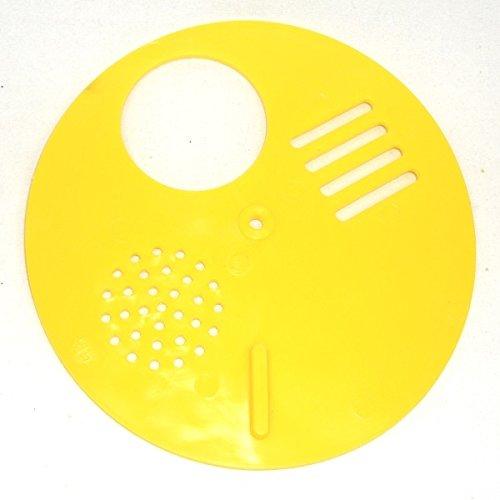 Accessoire apiculture - entrées / disques nucleus ruche x 2