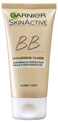 Garnier BB Cream Miracle Skin Perfector 5 in 1 Blemish Balm Hell, mit Vitamin C-Komplex und Mineralpigmenten, LSF 15, 50 ml