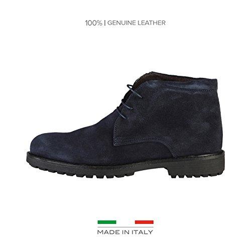 Made In Italia Uomo Shoes Safari blu Size: EU 44